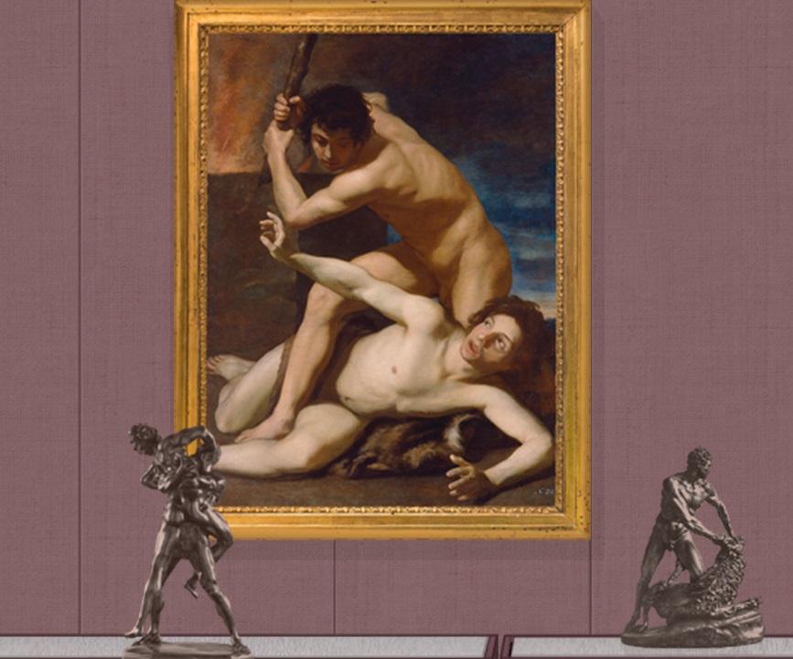 L'allestimento di Formafantasma per la mostra di Caravaggio e Bernini al Rijksmuseum di Amsterdam