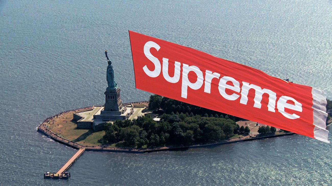 Liberty Supreme. Courtesy Phaidon