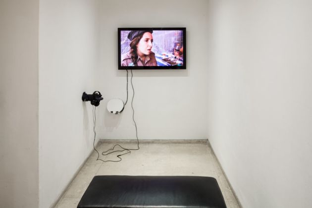 Liv Schulman, A somatic Play. Installation view at A plus A Gallery, Venezia 2020. Photo credits Angela Colonna