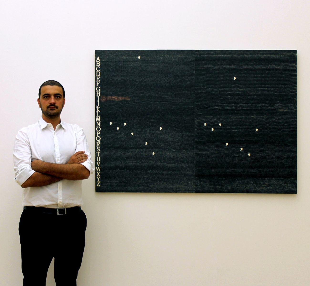 Lorenzo Balbi, direttore artistico MAMbo Museo d'Arte Moderna di Bologna. Photo Caterina Marcelli © MAMbo