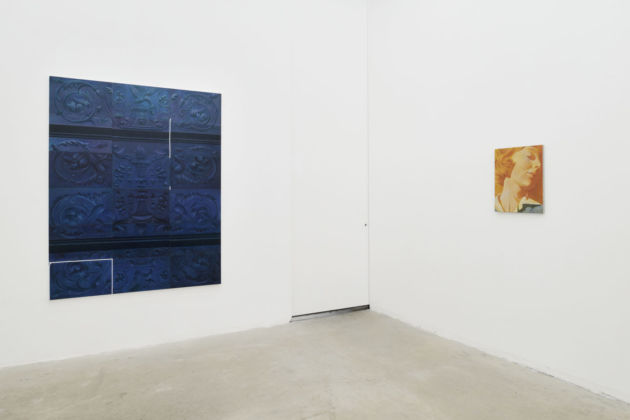 Louise Giovannelli. Time Inside. Exhibition view at Frutta Gallery, Roma 2019