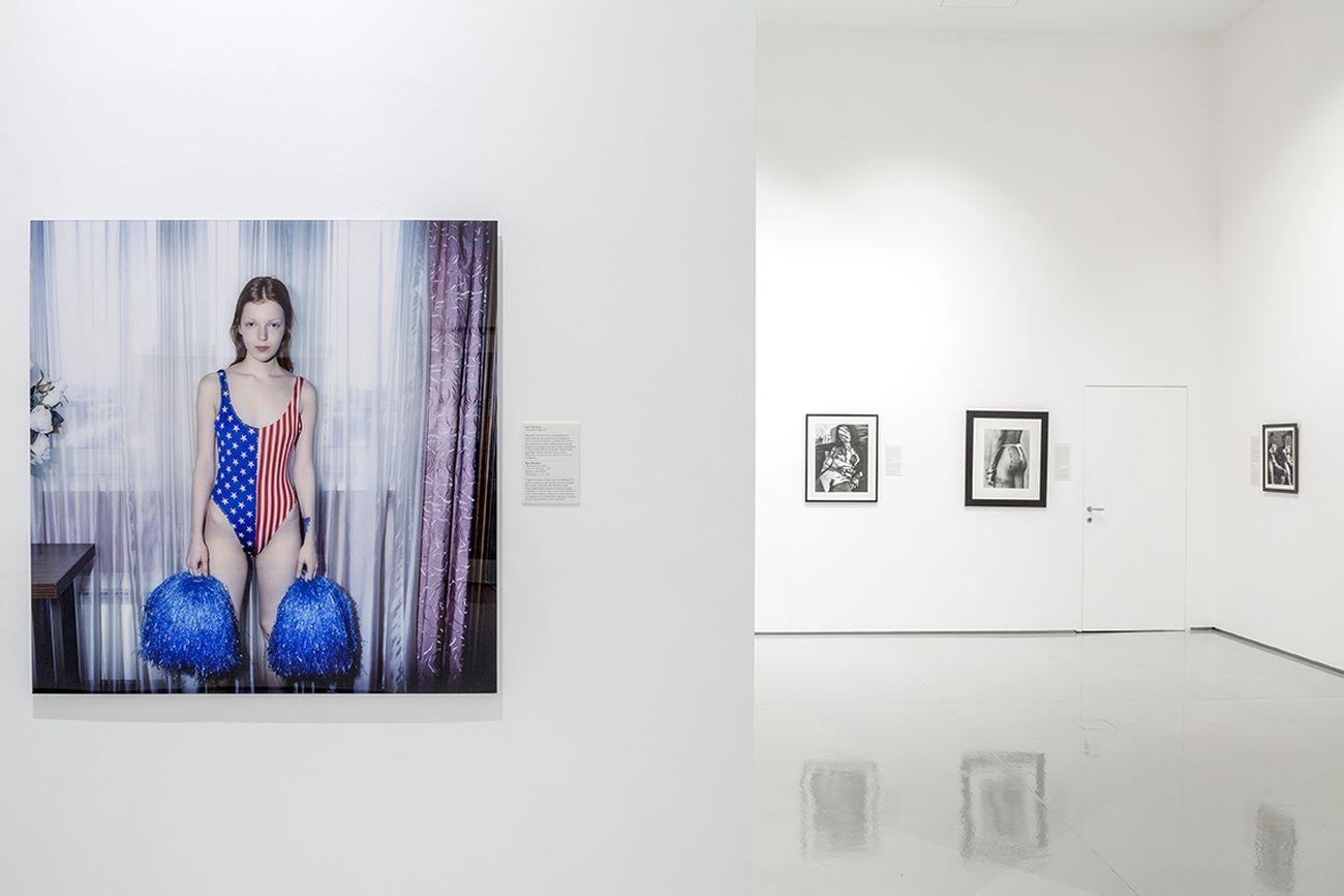 ME TWO. Opere dalla collezione di Ernesto Esposito. Some People. Installation view at Museo Ettore Fico, Torino 2020. Photo © bg MEF
