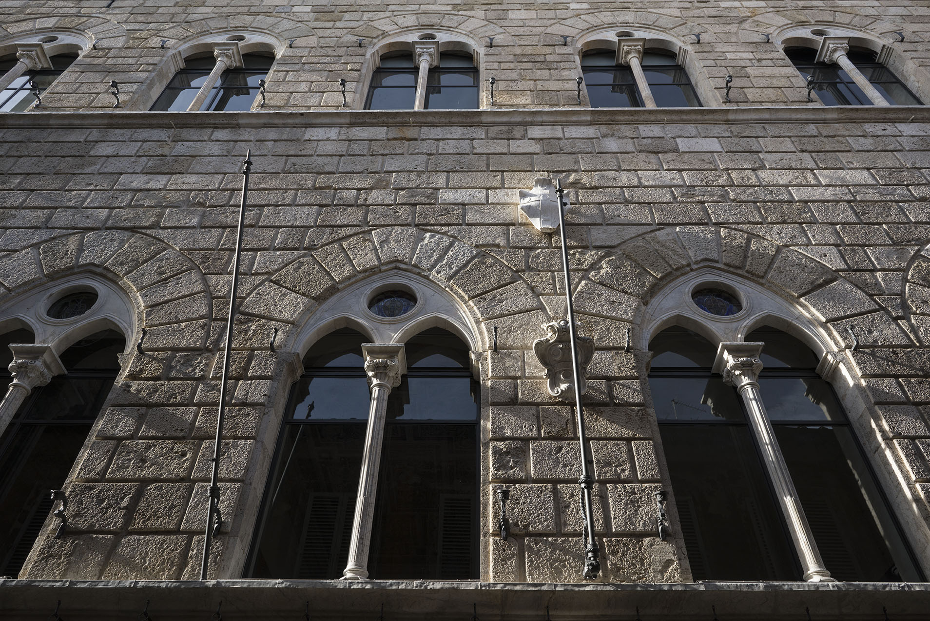 Palazzo delle Papesse a Siena