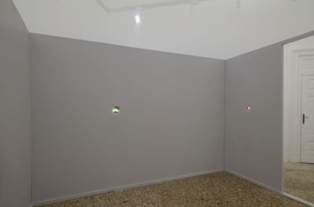 Patrick Jacobs. Nocturnes. Exhibition view at The Pool NYC, Milano 2020