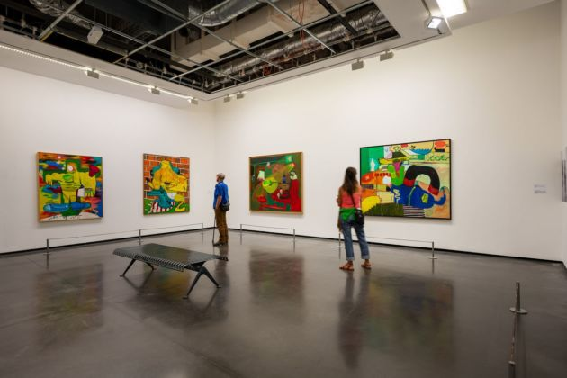 Peter Saul. Pop, Funk, Bad Painting and More. Exhibition view at Abattoirs, Musée – Frac Occitanie, Tolosa 2019 © les Abattoirs. Photo Boris Conte