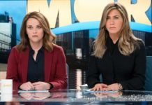 Reese Witherspoon e Jennifer Aniston in The Morning Show