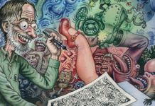 Robert Crumb Interview - A Compulsion to Reveal