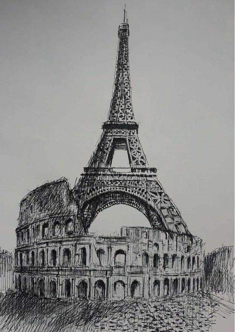 Roberto Di Costanzo, Parigi