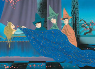 Sleeping Beauty, 1959 © Disney