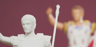 The white lie we've been told about Roman statuesThe white lie we've been told about Roman statues