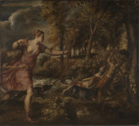 Titian, The Death of Actaeon, about 1559 75 © The National Gallery, London