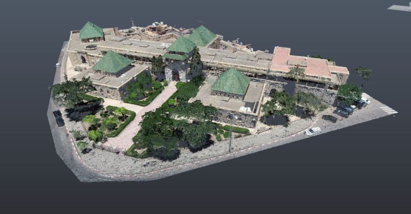 Tournai Marrakech Map 3D