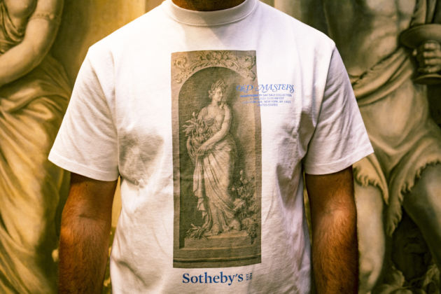 Sotheby's e Highsnobiety - Streetwear Collection. Courtesy Sotheby's