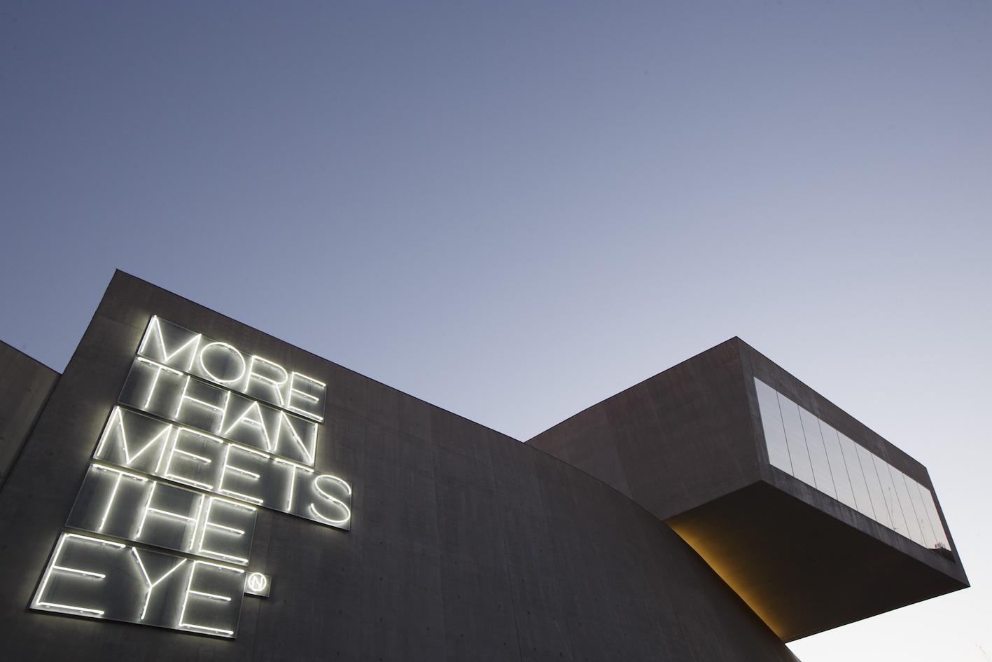 Museo MAXXI, esterno Ph. Musacchio Ianniello
