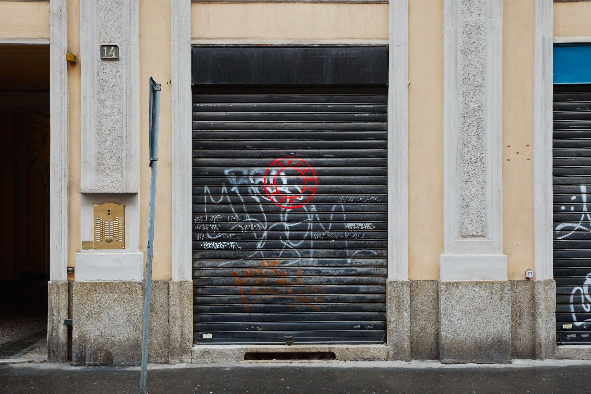 Case Chiuse#08 Credit: Henrik Blomqvist