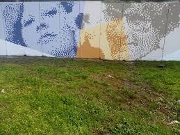 Il Murale di Gore in memoria delle vittime di mafia