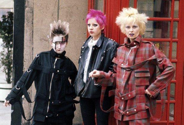 Su Sky Arte: il punk e la moda