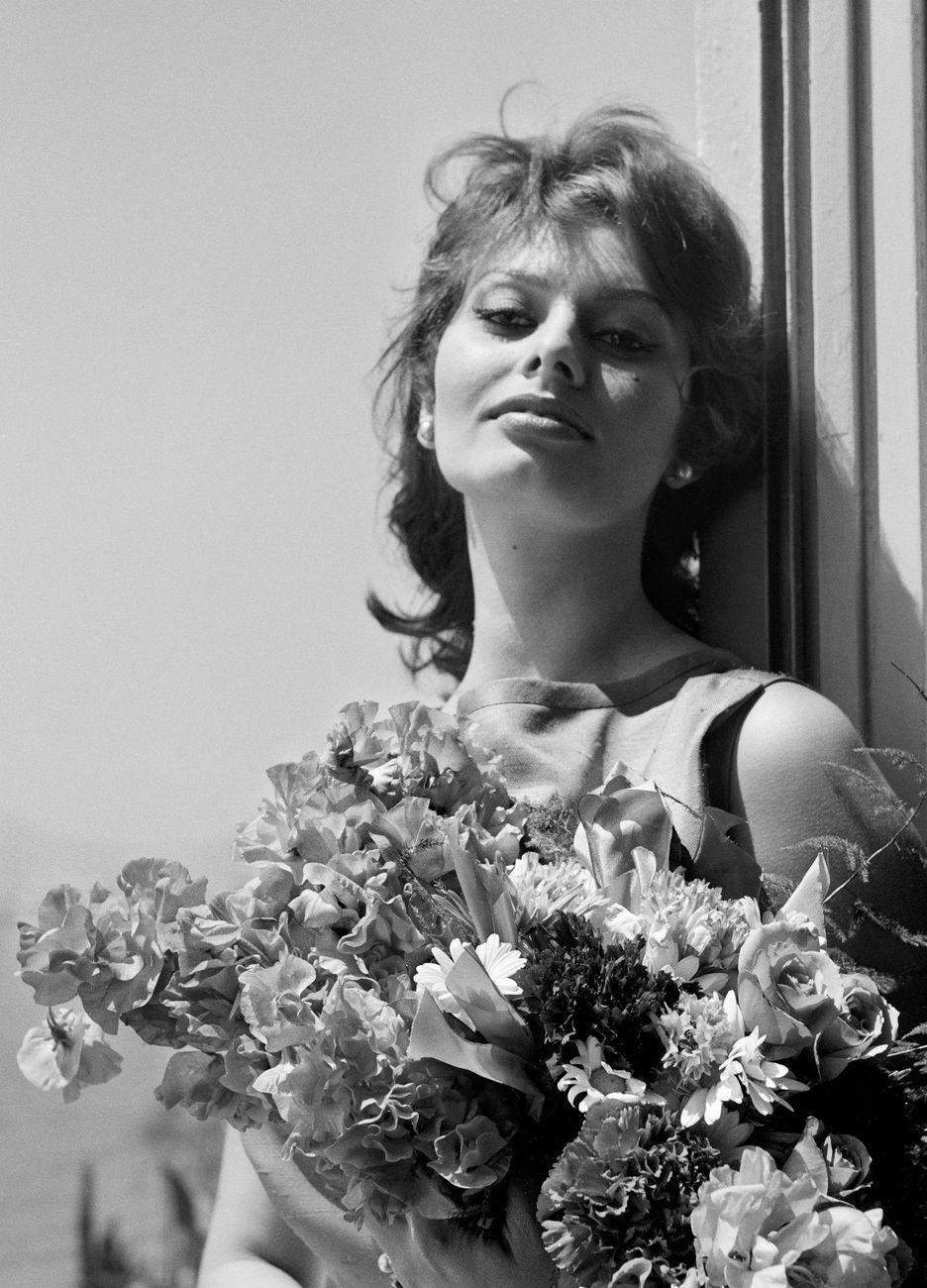 Ara Güler, Sophia Loren