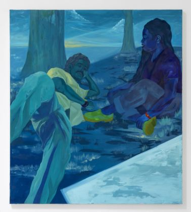 Dominic Chambers, Summers not as long as it used to be, 2019. Courtesy l'artista & Luce Gallery, Torino