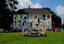 Dotty Wotty House - HP Archives © Heidelberg Project