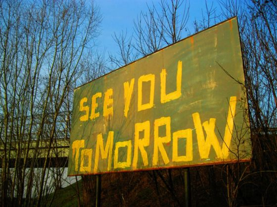 Elfo, See You Tomorrow, Nowhere, 2011