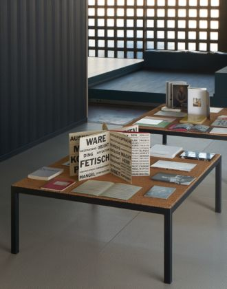 Every Other Space. Exhibition view at Mutina, Fiorano Modenese 2020