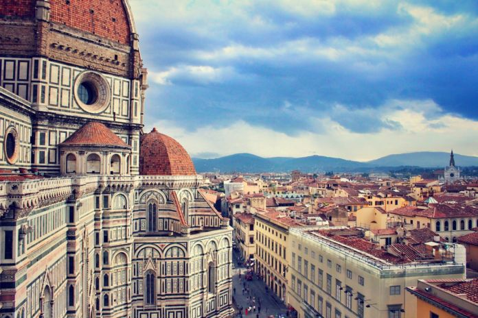 Firenze via Pixabay