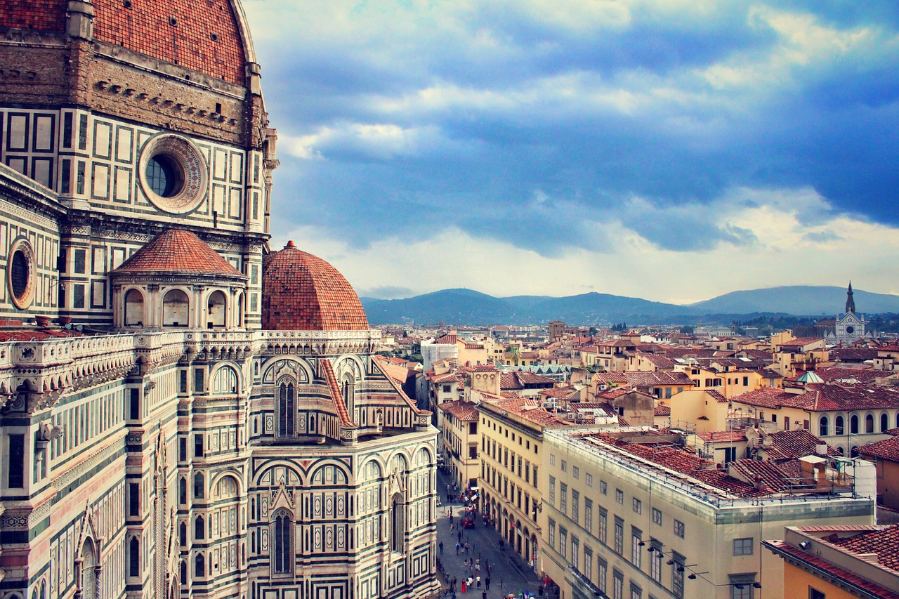 Firenze via Pixabay