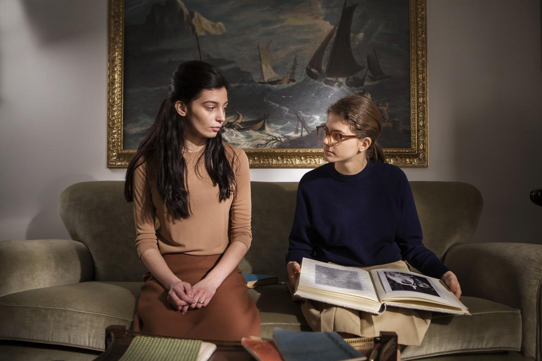 Gaia Girace & Margherita Mazzucco episodio 1_photo by Eduardo Castaldo (