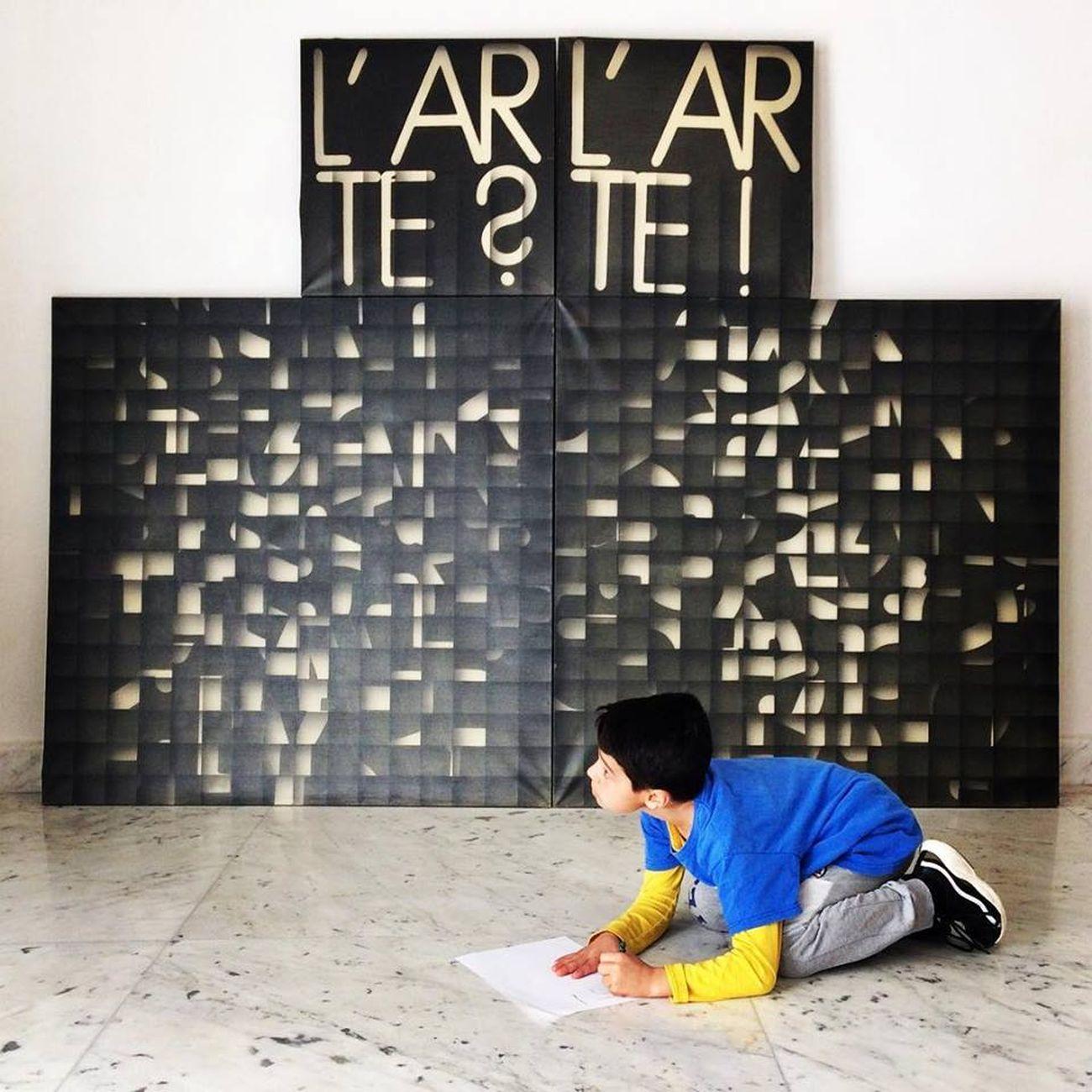 Galleria Comunale d'Arte, Cagliari. Photo Marco Peri