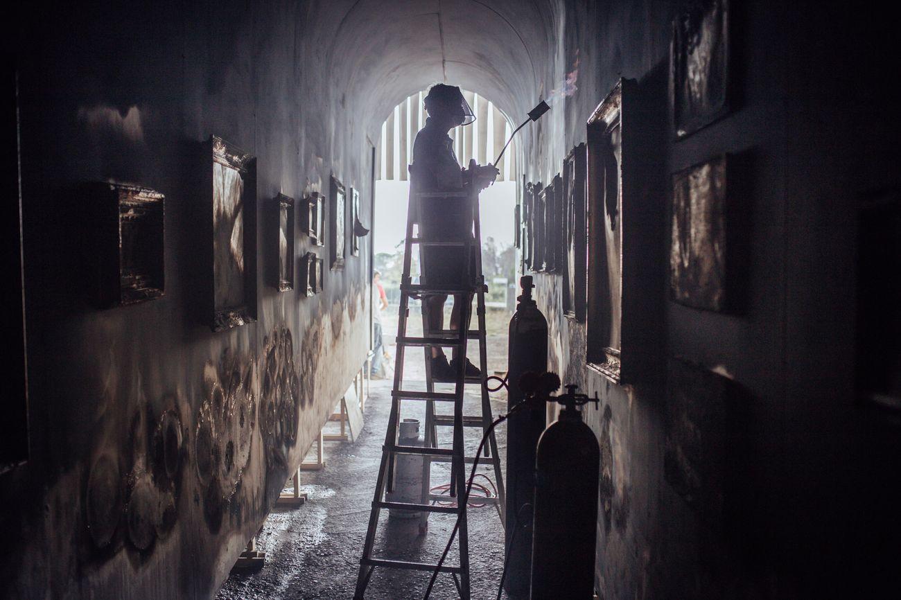 Gregor Schneider,End of the Museum,2019. Courtesy the artist