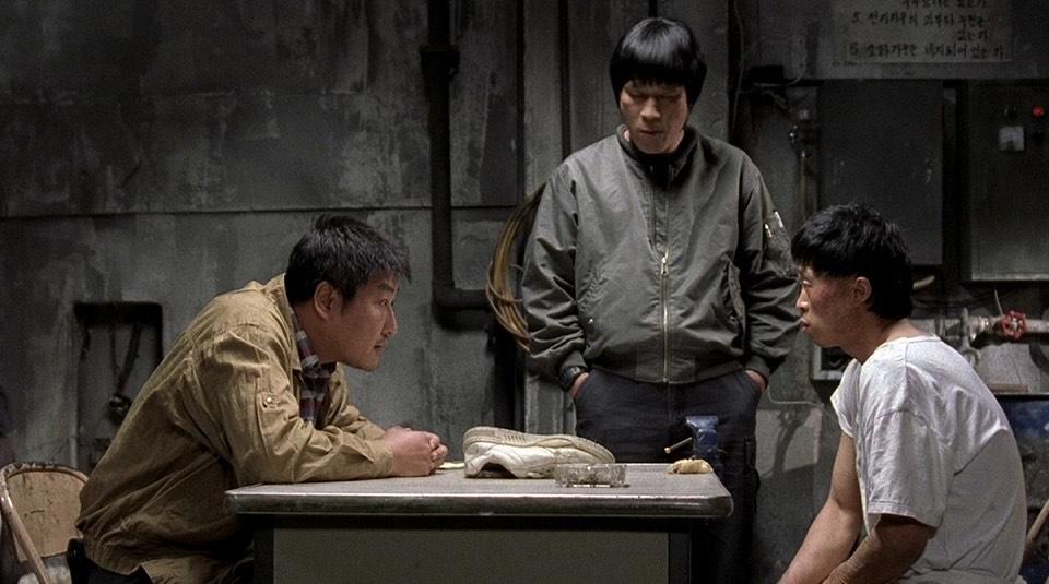 Bong Joon Ho, Memorie di un assassino