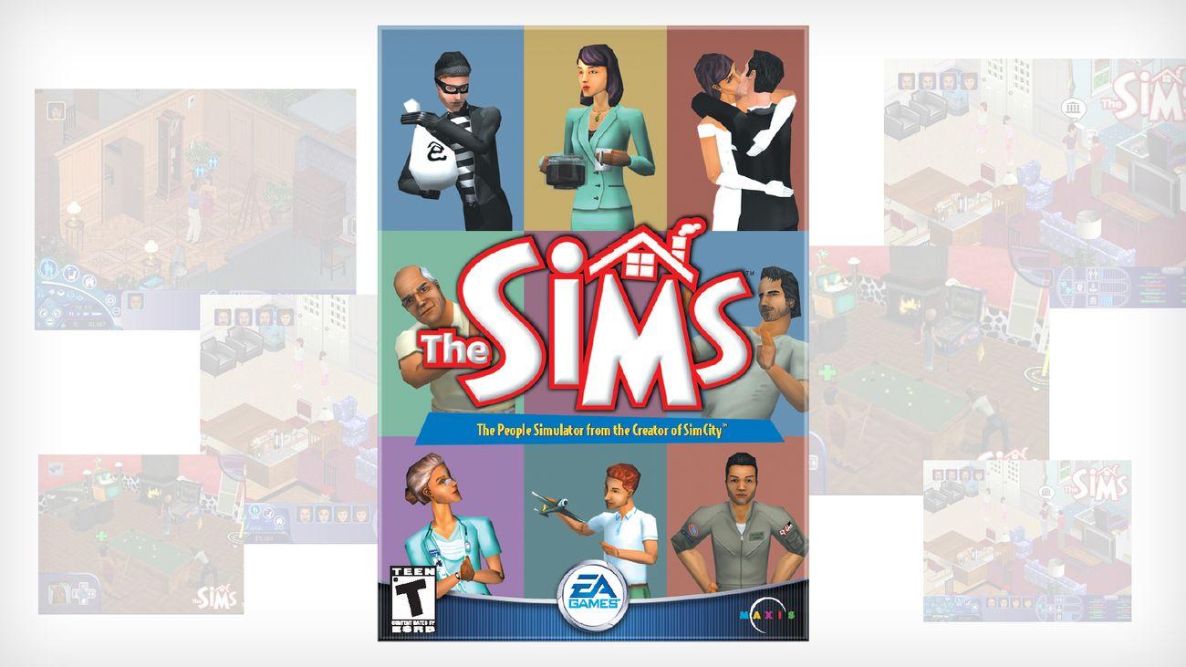 Il lancio di The Sims