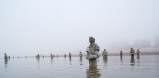 Isaac Coordal, Waiting for Climate Change, The Triennial of Contemporary Art by the Sea, 2012