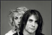 Kurt Cobain and Courtney Love, 1992 ©Michael Lavine 2020