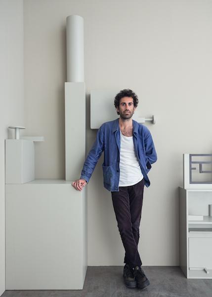Luca Lo Pinto. Photo Delfino Sisto Legnani