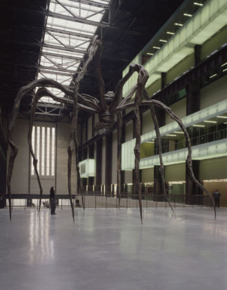 Louise Bourgeois Maman 1999 Tate. Presented by the artist 2008 © The Easton Foundation