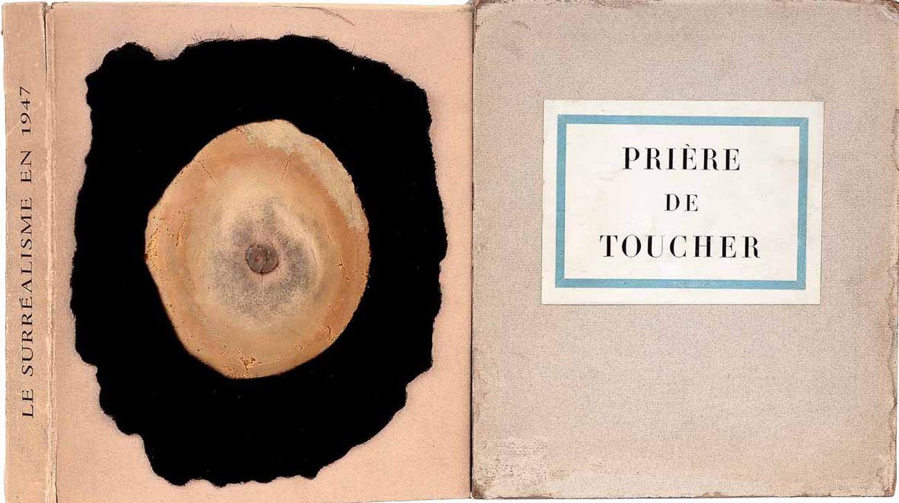 Marcel Duchamp, Prière de toucher, 1947