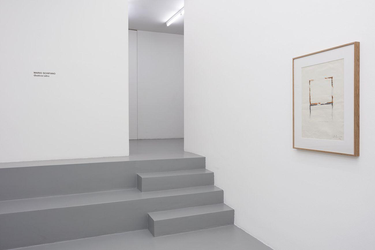 Mario Schifano. Qualcos'altro. Exhibition view at Galleria Giò Marconi, Milano 2020