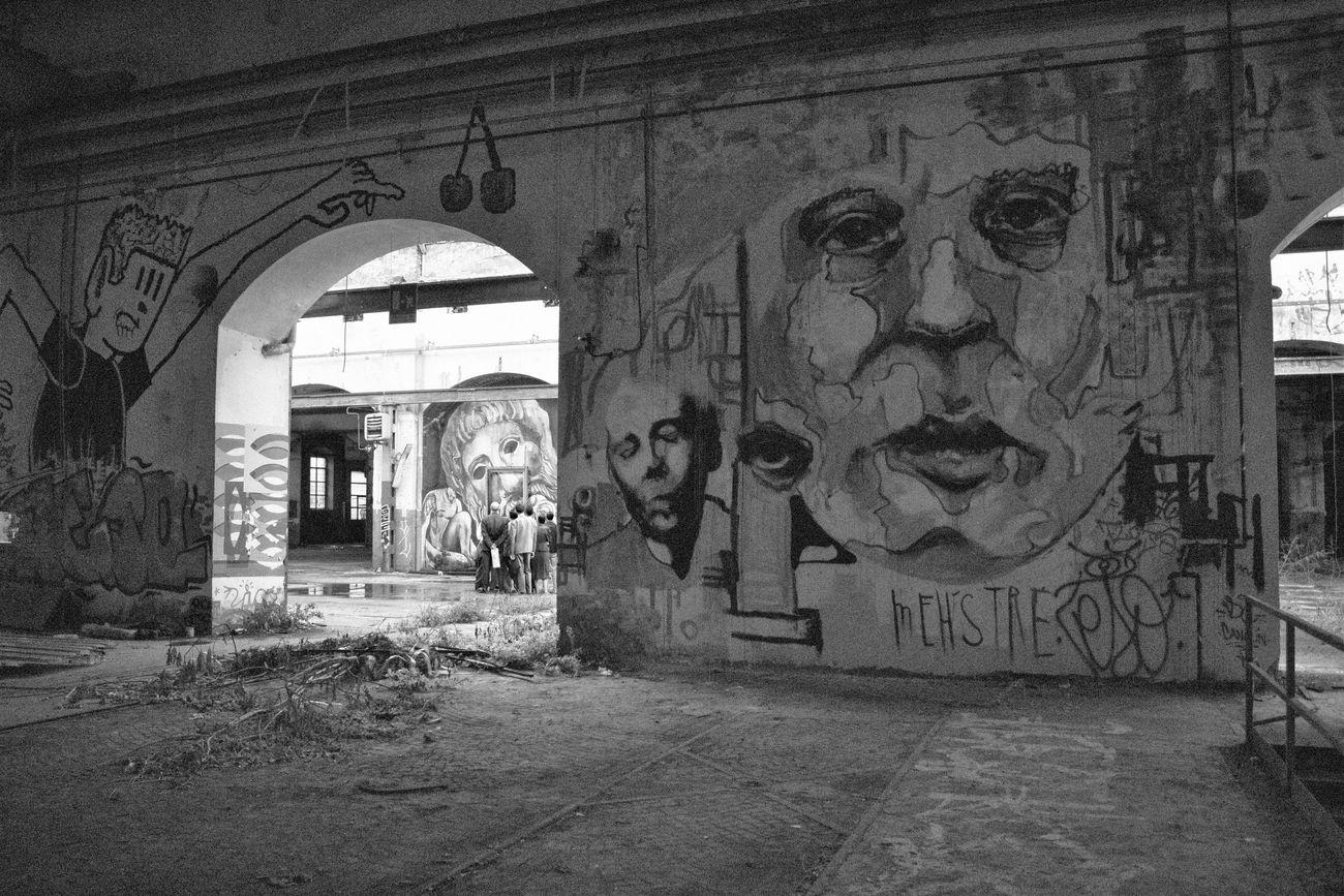 Mehstre, Fabbrica di Porta al Prato. Photo credits Tommaso Mannucci, 2018