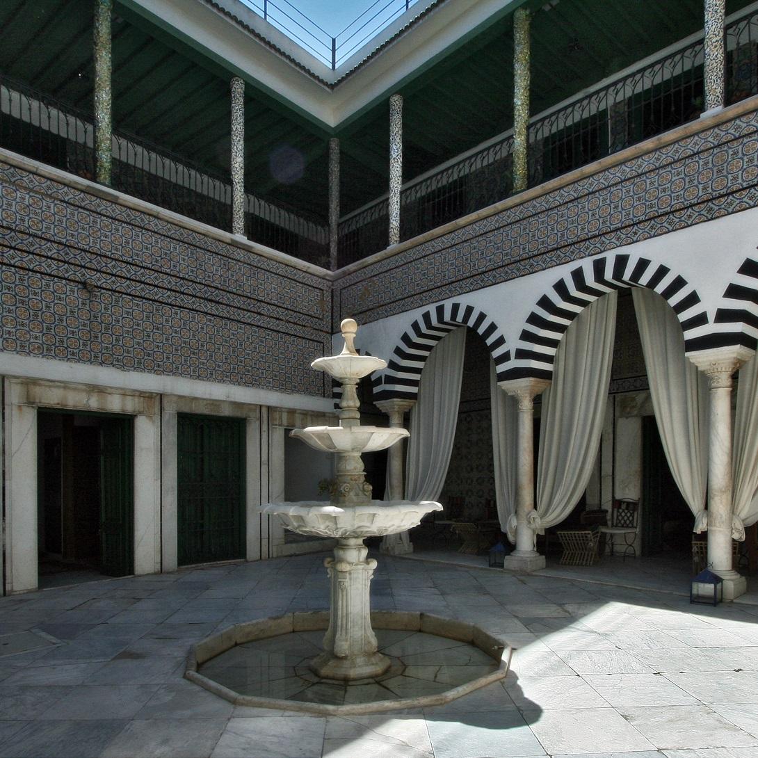Palazzo Bach Hamba Tunisi