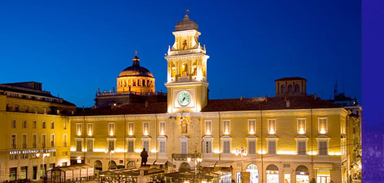 Palazzo del Governatore a Parma