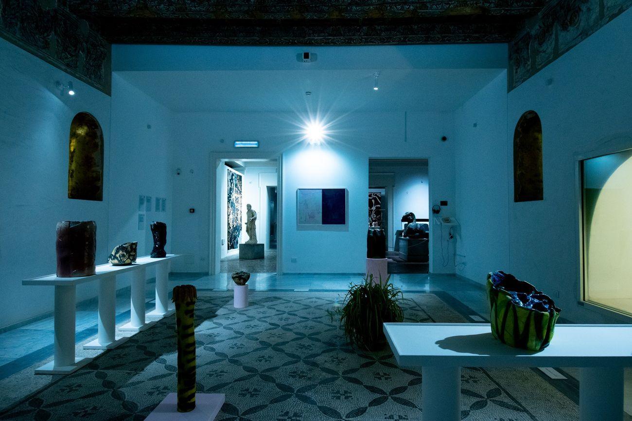 Quando le statue sognano. Exhibition view at Museo Salinas, Palermo 2019. Photo Nico Piersanti