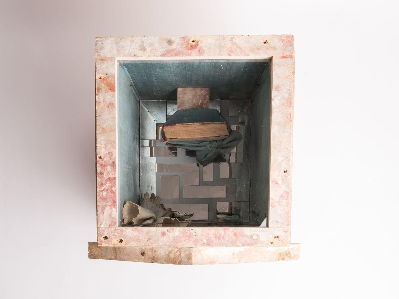 Sara Lovari, Labirinto. Photo Erica Andreini