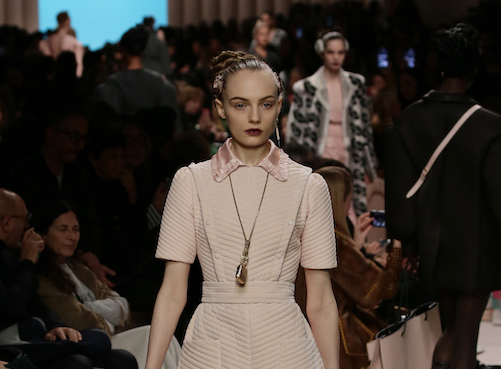 Milano Fashion Week 2020: la sfilata Fendi