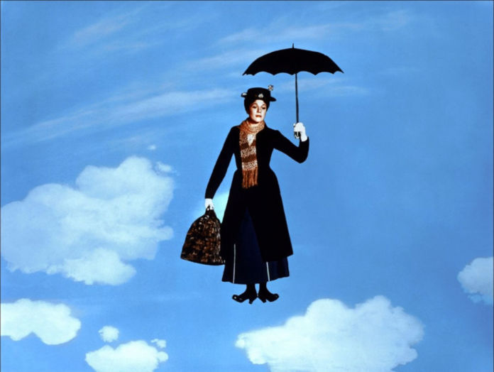 Su Sky Arte: Julie Andrews, oltre Mary Poppins