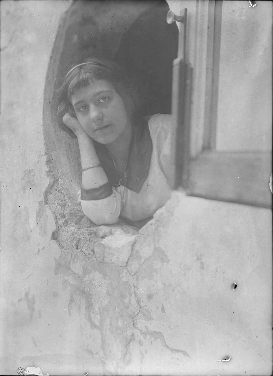 Yvonne De Rosa, dalla serie Correspondence. Photo credits Yvonne De Rosa