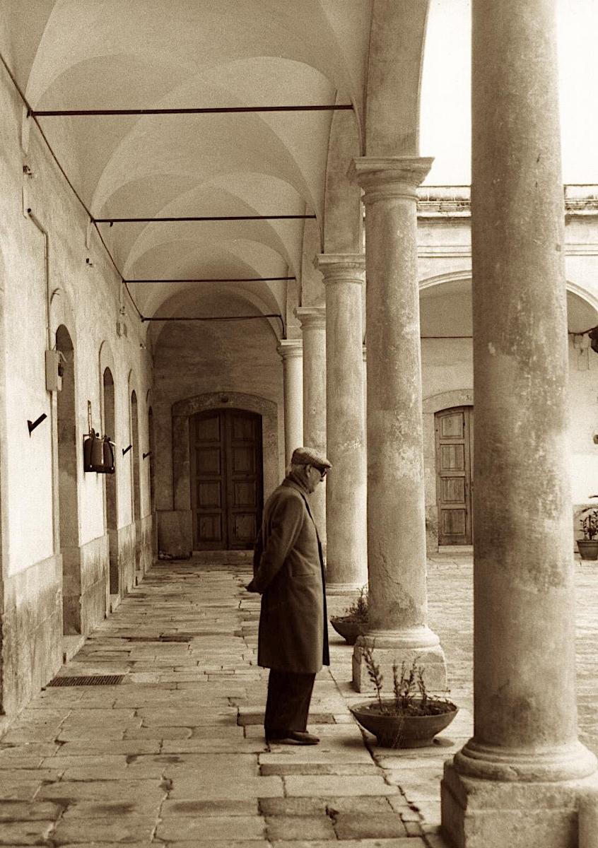 Gesualdo Bufalino a Comiso