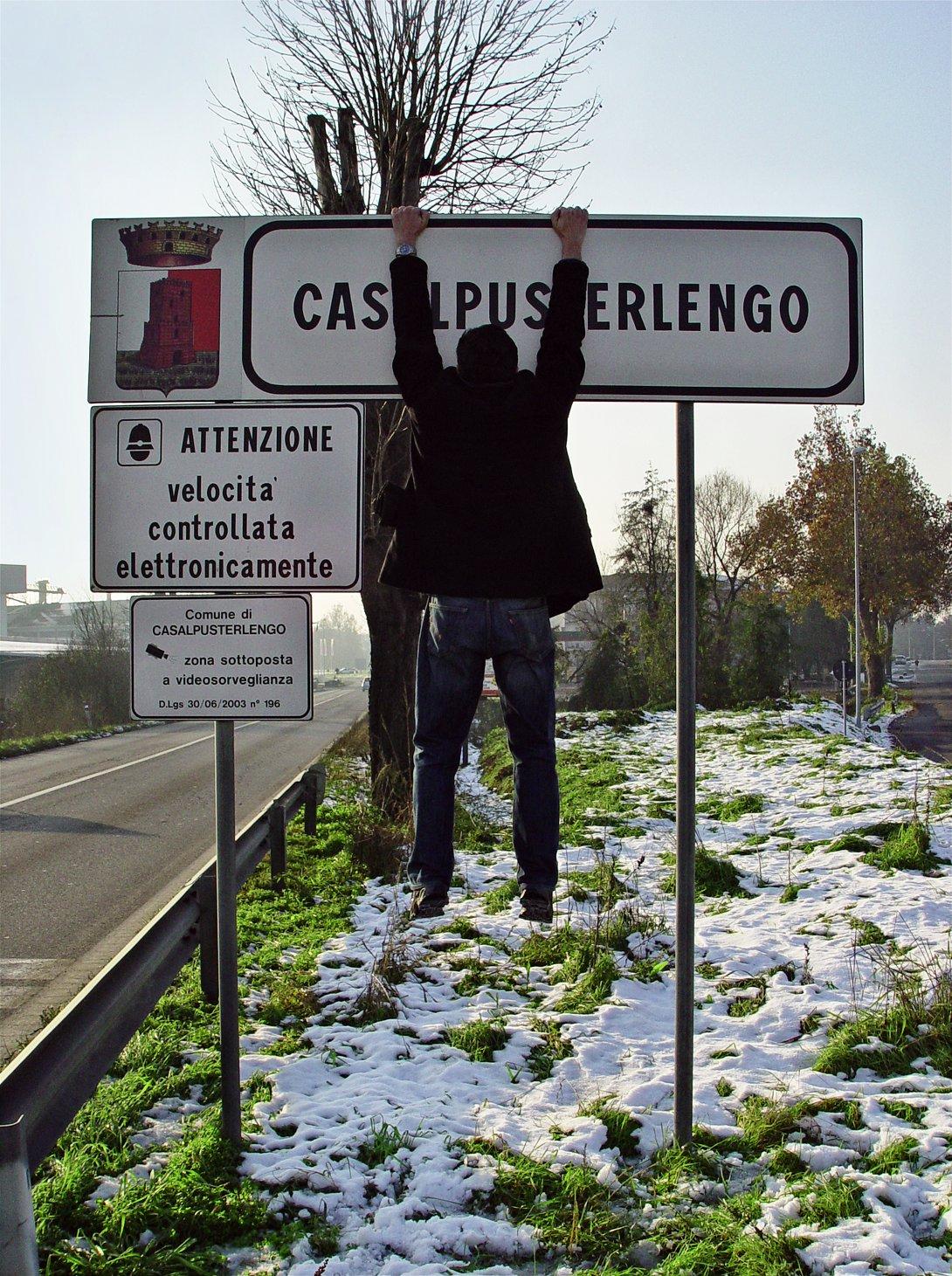 Marcello Maloberti, Kasalpusterlengo, 2006, inkjet print, cm 50 x 35, ed. 3_1