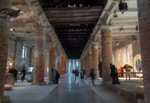 Biennale di Architettura di Venezia 2018. Arsenale. Freespace. Photo Irene Fanizza